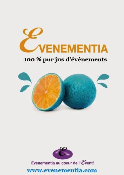 Site Web Evenementia