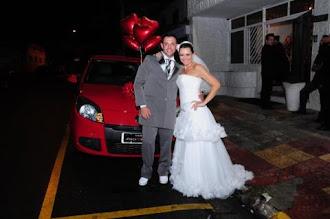 Jéssica e Rodrigo