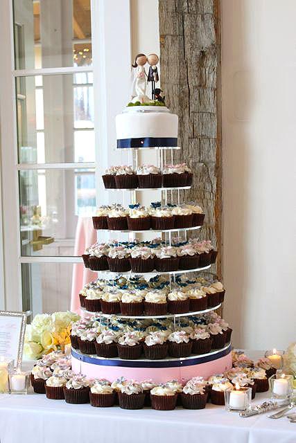 navy blue wedding cupcakes gray yellow wedding vans gray yellow wedding vans