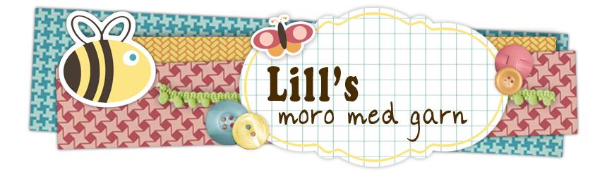 Lill's moro med garn
