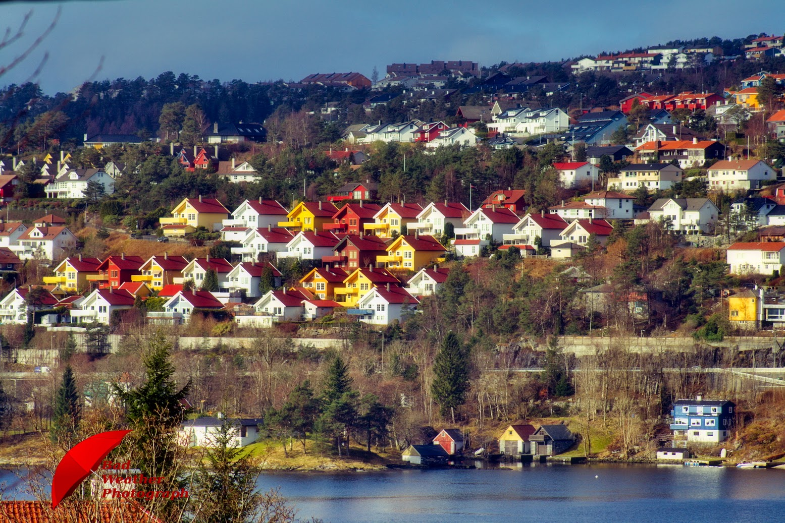 Bergen, Kråkenes