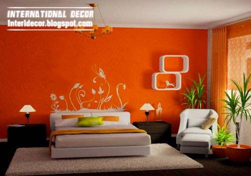 bedroom painting walls relaxation bedroom decor ideasorange bedroom