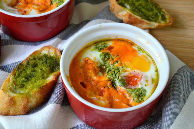 Rosee Baked Eggs recipe and giveaway