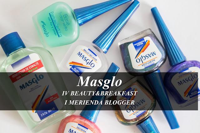 ¡¡Y por fin Masglo vino a mi!! Colección de tornasolados; Base fortalecedora de ajo y limón; Brillo secante...