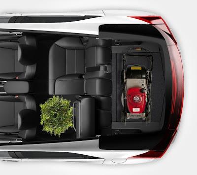 Espaço interno do Honda Civic 2012 bancos