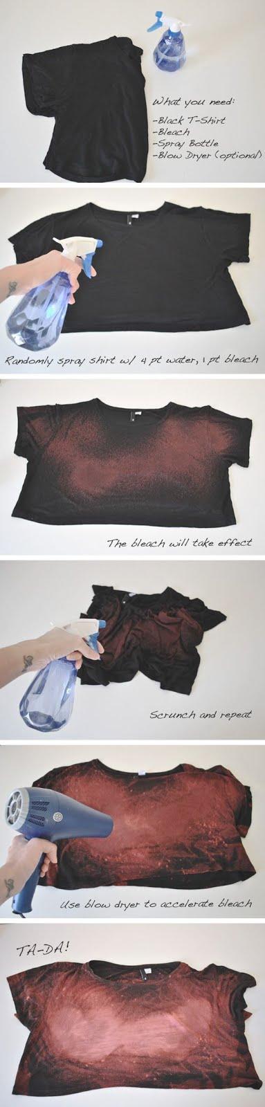 Custumise camisetas