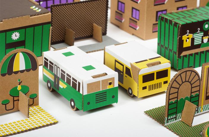 Pen Building Kits
