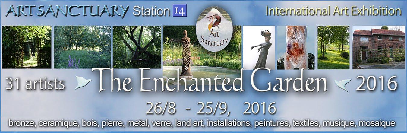 Art Sanctuary - Station 14