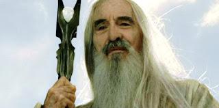La revedere, Saruman!