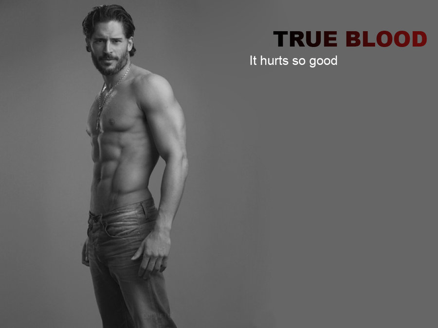 Who is alcide from true blood dating