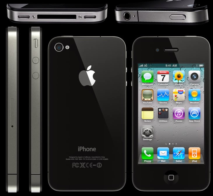 review hp iphone 4