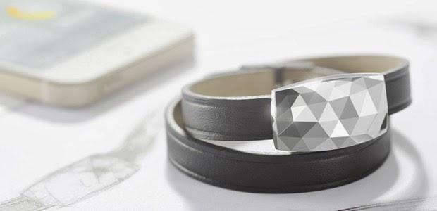 """Netatmo's Sun tracking """"June"""" bracelet"""