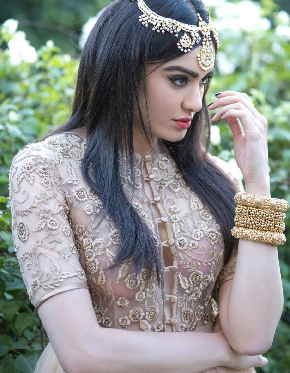 Adah Sharma Latest Photoshoot HD Gallery