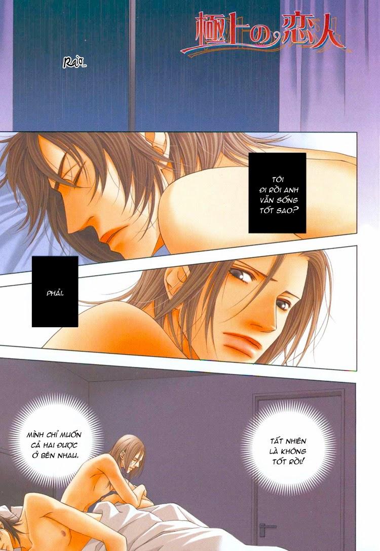 TruyenHay.Com - Ảnh 6 - Gokujou no Koibito Chương 20 - END