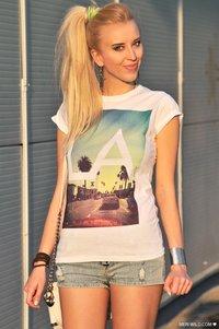 River Island t-shirt
