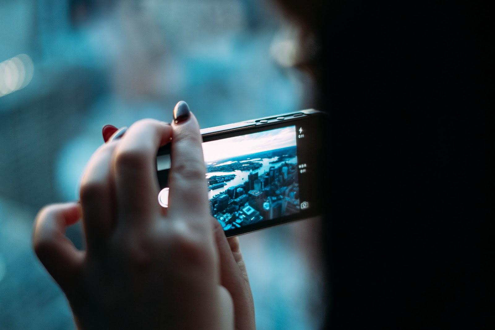 Las fotografias del blog pueden ser un contenido viral