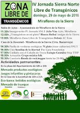 IV Jornada Sierra Norte Libre de Transgénicos