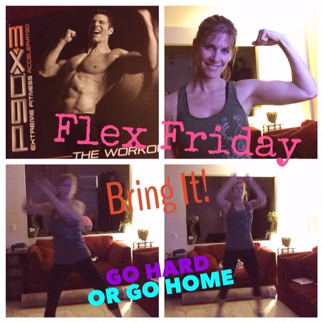 Flex Friday - P90X3 Women's Progress Update
