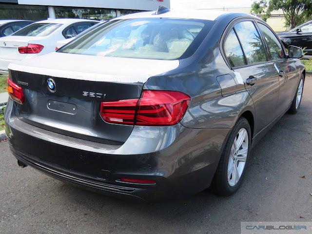 Novo BMW Série 3 2016