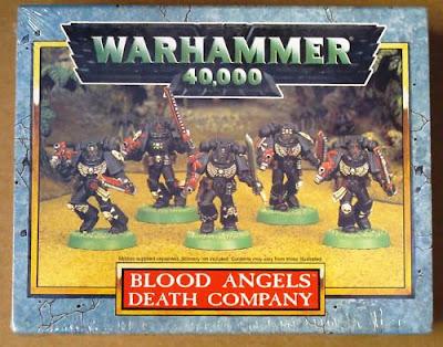 Portada de la caja de la Compañía de la Muerte de 1999