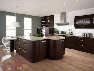 Desain Dapur Rumah di Gading Serpong4