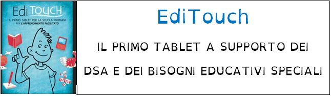 EdiTouch: Tablet per DSA e BES