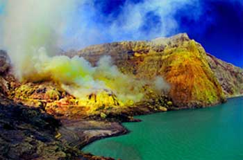 Wisata Kawah Ijen | Wisata Gunung Ijen