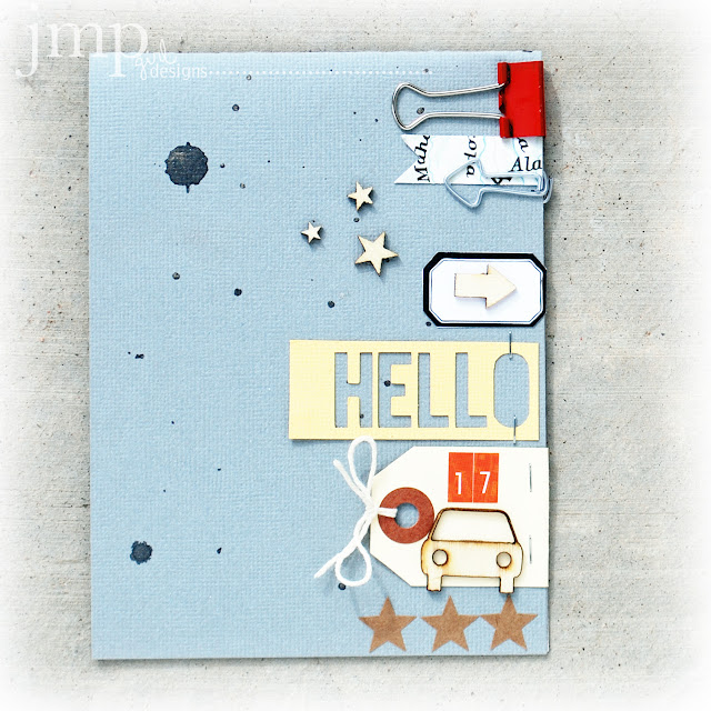 jmpgirl ~ hello teen card