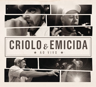Baixar CD DVD Criolo & Emicida – Ao Vivo (2013) Download