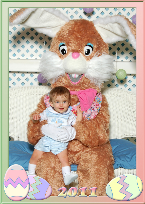 easter 2011 dates usa. The Easter Bunny must have