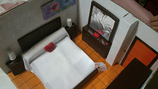 Maqueta de mi habitaci n mock up about my bedroom - Como humidificar una habitacion ...