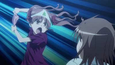 Shirai Kuroko pervert face