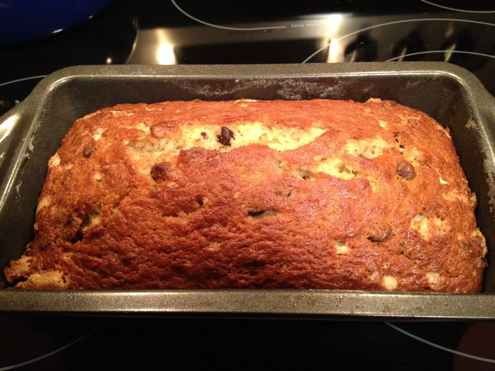 Recipe Endeavors: Chocolate Bourbon-Spiked Banana Bread ...