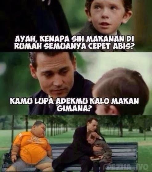 meme comic paling lu