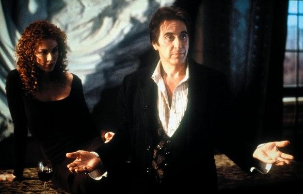 La taifas Avocatul Diavolului Al Pacino
