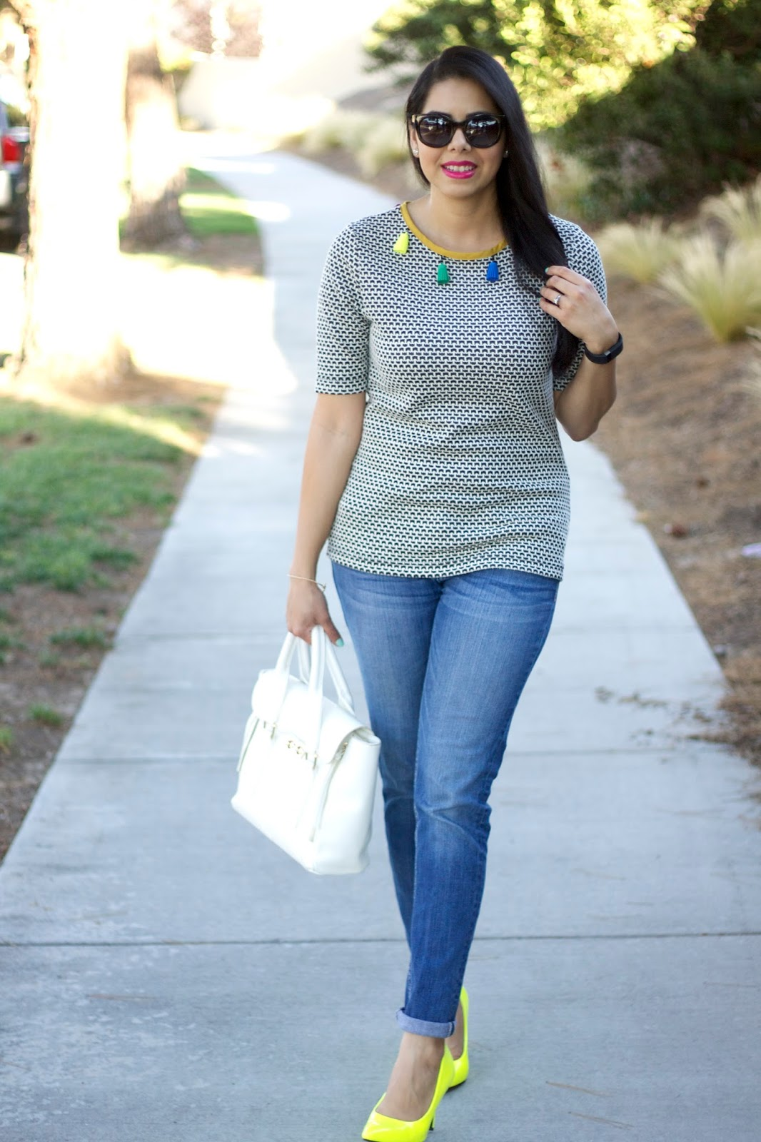 Shabby Apple Tassel Top, San Diego Fashion Blogger, How to wear tassels, tassel trend