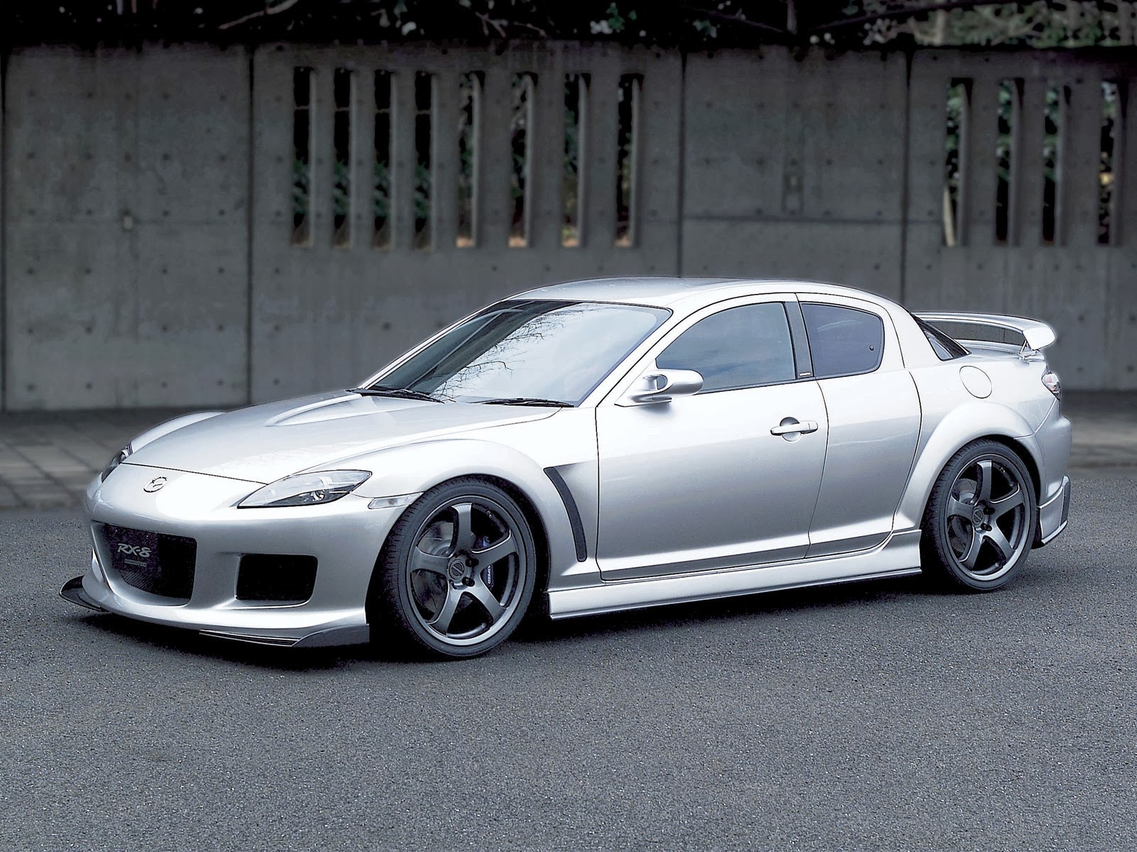 Superb Mazda RX 8 Fantastic Car