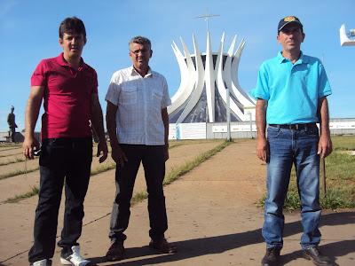 Marcos Pessoa, Zé Ribeiro, Caxião e Paulo Terodoro