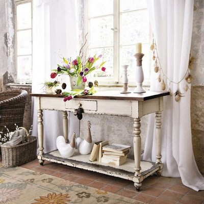 Espacio style provenzal un estilo r stico y elegante - Estilo provenzal decoracion ...