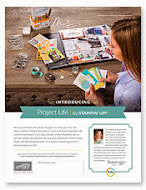 Project Life by Becky Higgings