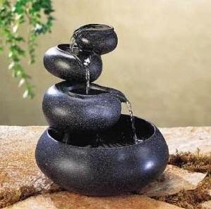 Feng Shui - Water Source water needs to be treated with respect