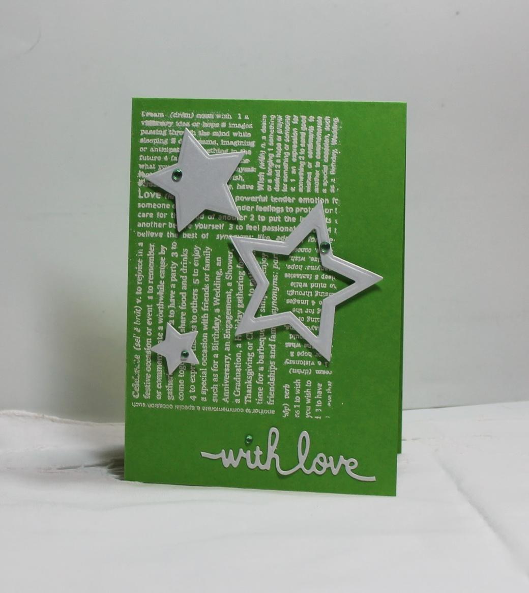 В блоге The Card Concept 50