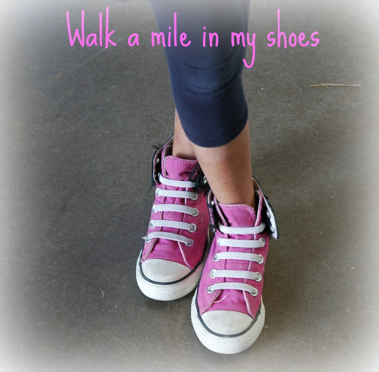 walking in my shoes essay Free walking in someone else's shoes papers, essays, and research papers.
