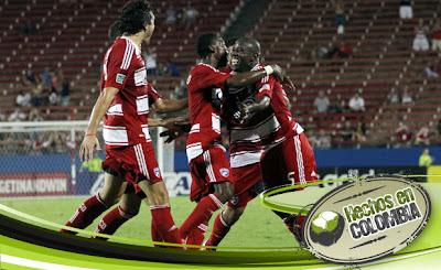 Cuatro colombianos se adueñaron de la MLS