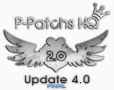 P-Patch HQ 4.0 Final - PES2011