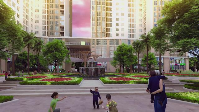 Sân chơi dự án Eco Green City