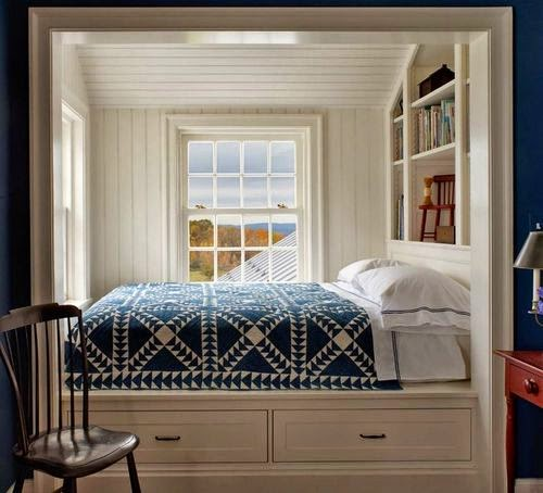 Off Grid Concepts Sleeping In Little Nook Spaces Comfy
