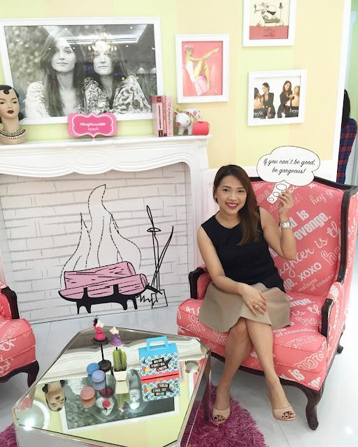 A Photo of Nikki Tiu of AskMeWhats
