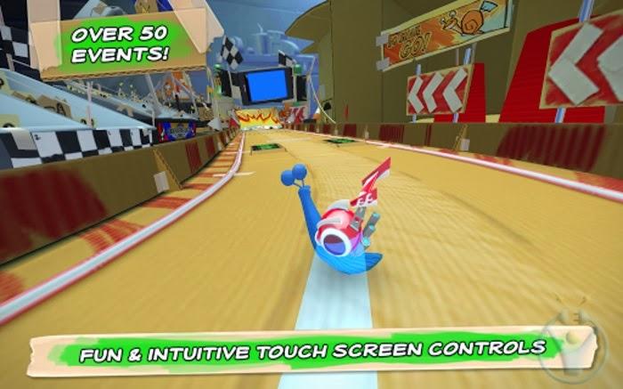 turbo android yarış oyunu
