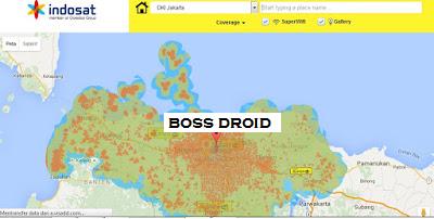 Cara Mudah Cek Area Sinyal 4G LTE di Indonesia